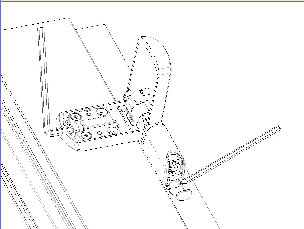 Upvc Door Adjustment Amp How To Adjust Hinge And Keeps